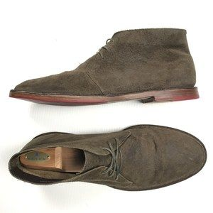 ❤️Cole Haan Brown Suede Leather Chukka Boots 12